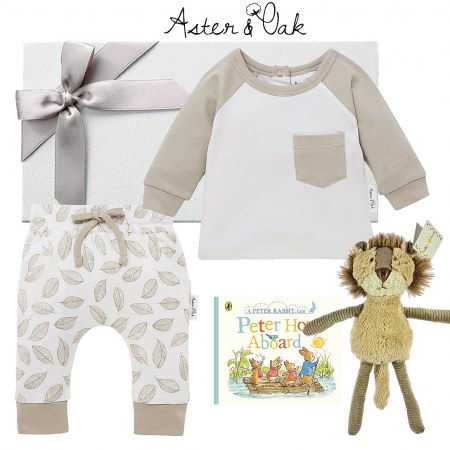 Christening Toy Set