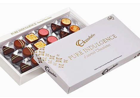 Pure Indulgence Chocolate Assorted 175gm