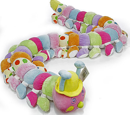 Caterpillar for a Baby Girl