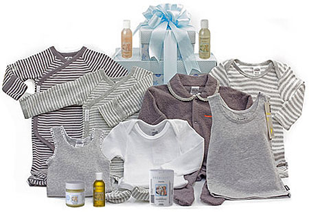 Bonds Aromababy Gift Set in Grey