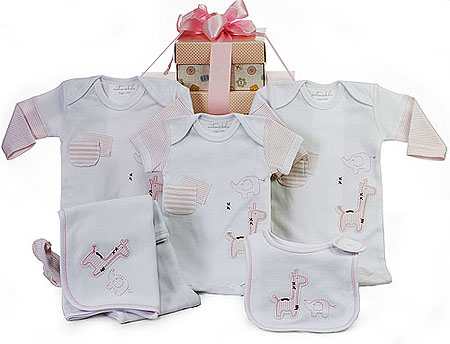 Emotion and Kids Light Pink Giftset