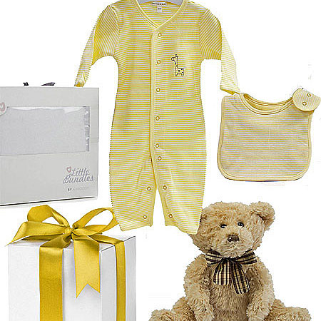 Emotion and Kids Lemon Unisex Gift Set