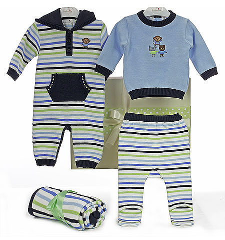 Kaboosh Winter Gift Set for Boy