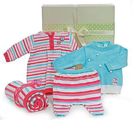 Kaboosh Winter Girl Gift Set