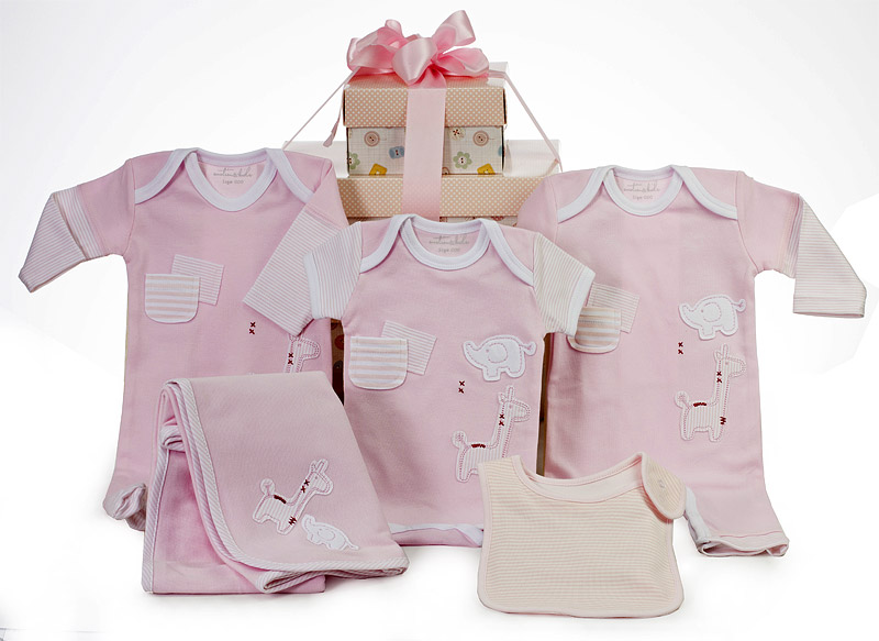 Emotion and Kids Pink Gift Set - Click Image to Close