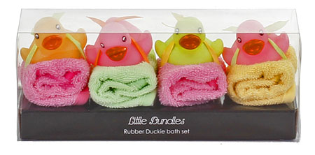 Bath Time Playset for a Girl