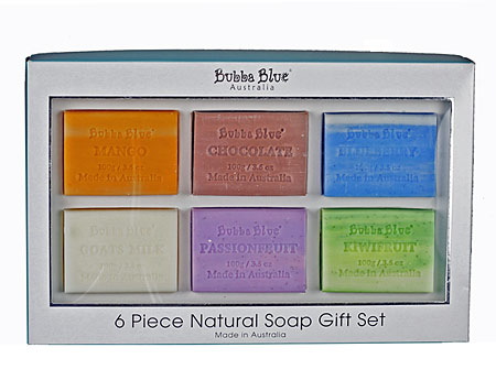 Bubba Blue Natural Soap Gift Set