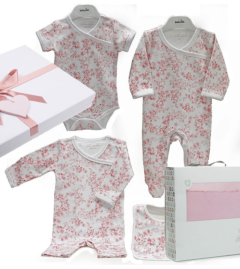 Floral Blossom Gift Set for a Girl