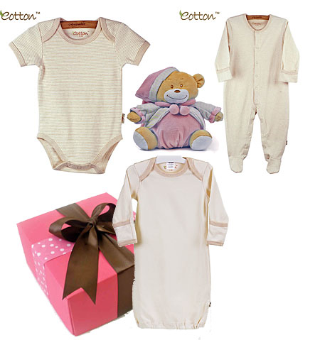 Eotton Organic Girls Gift