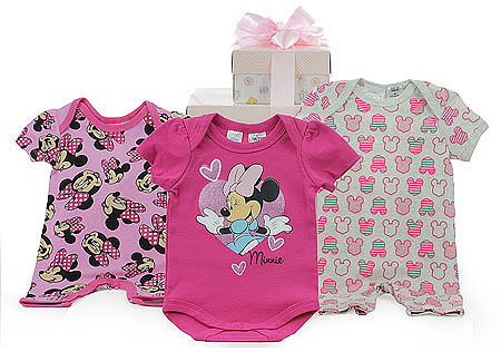 Minnie Mouse 3 Piece Gift Set