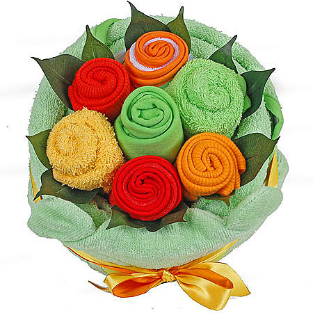 Bright Colourful Unisex Bouquet