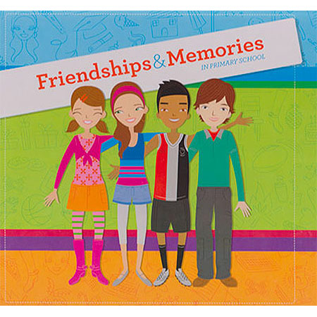 Friendship & Memories Keepsake Book