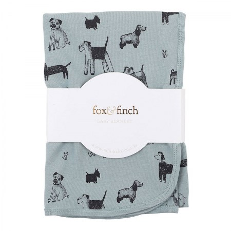 Fox & Finch Watch Dog Bunny Rug