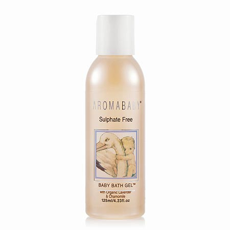 Aromababy Baby Bath Gel 125ml