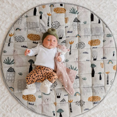 Asher Animals Playmat