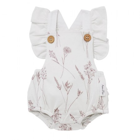 Aster & Oak Wildflower Flutter Playsuit