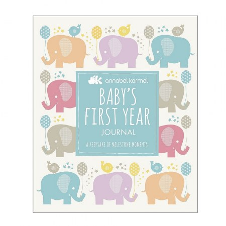Baby First Year Journal