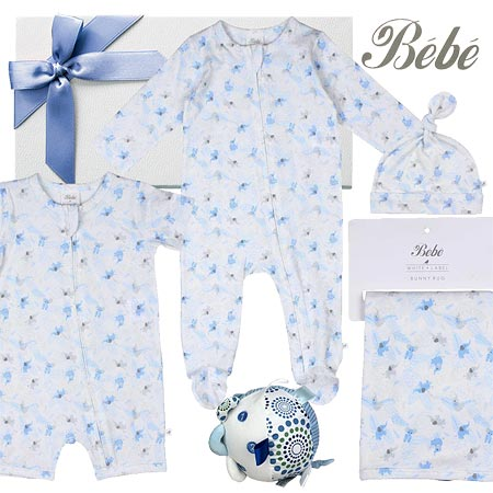 Bebe Elephant Boy Hamper