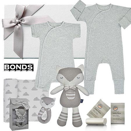 Bonds Baby Hamper