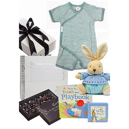 Bonds Hamper with Peter Rabbit