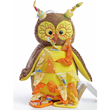 Yellow Owl
