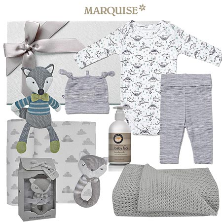 Marquise Baby Boy Themed Hamper