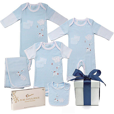 Emotion and Kids Blue Giftset
