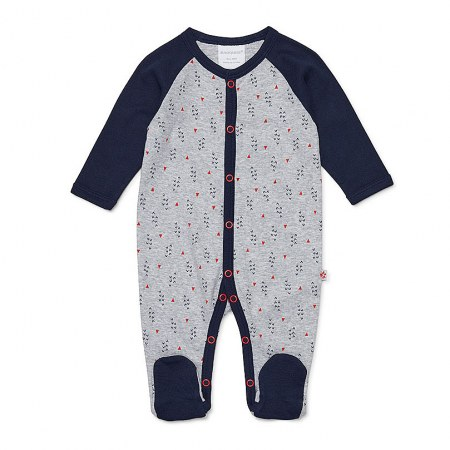 Marquise Off Road Footed Studsuit