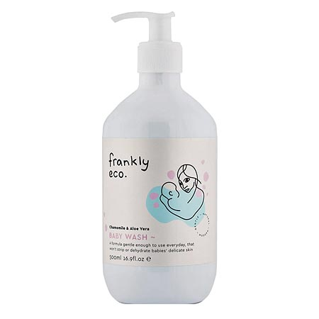 Frankly Eco Baby Wash 500ml