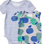 Marquise Apples & Pears Bodysuits