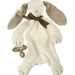 Maud N Lil Bunny Comforter in Brown