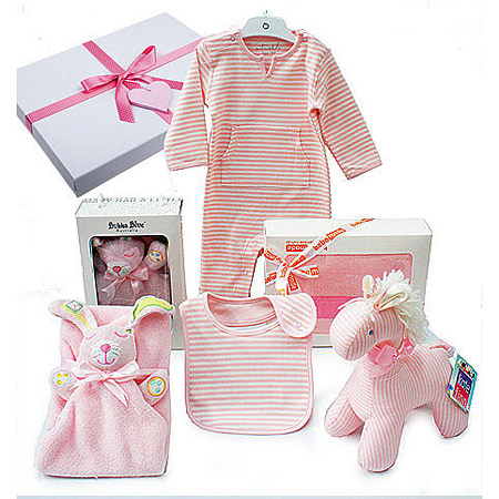 Emotion and Kids Pink Gift Hamper
