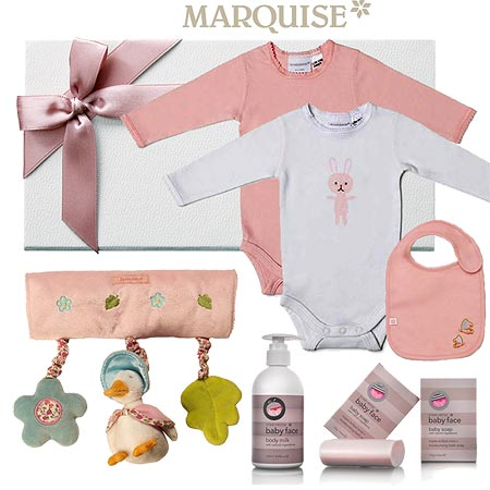 Marquise Hamper with Activity Bar