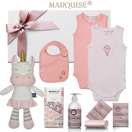 Marquise Baby Girl Hamper