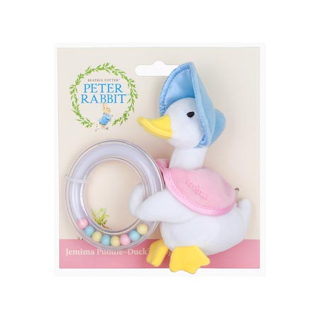 Jemima Ring Rattle