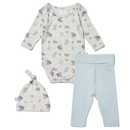 Marquise Koala 3 Piece Clothing Set