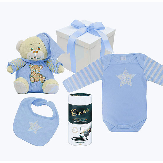 Star Bright Gift Set for a Boy - Click Image to Close