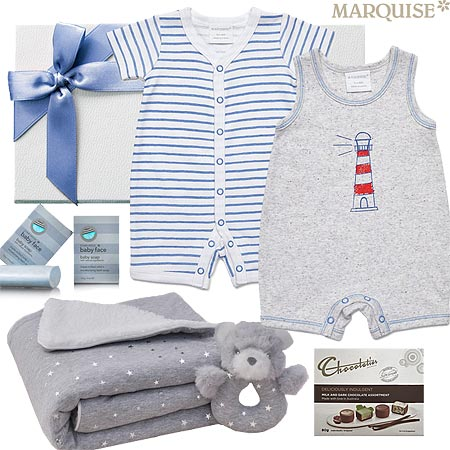 Marquise Lighthouse Gift Set