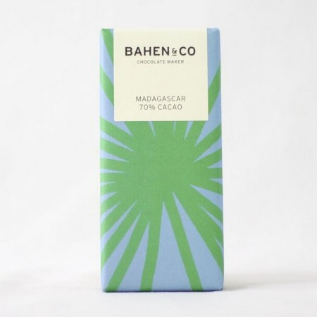 Madagascar 70% Cocao By Bahen & Co