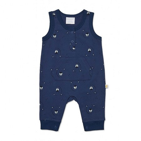 Marquise Bear Frenchy Terry Coverall