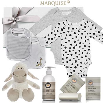 Marquise Deluxe Spotted Gift Hamper