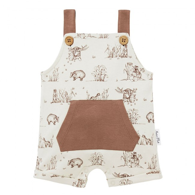 Aster & Oak Badger Pocket Overalls