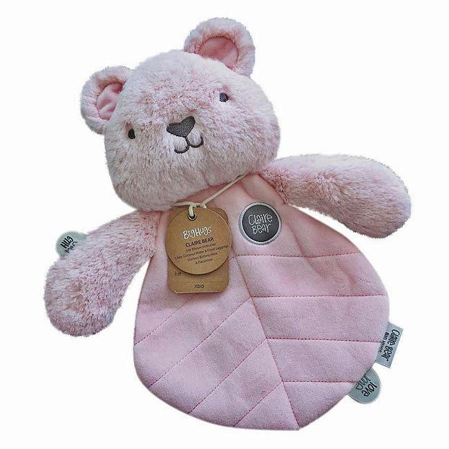 Claire Bear Comforter