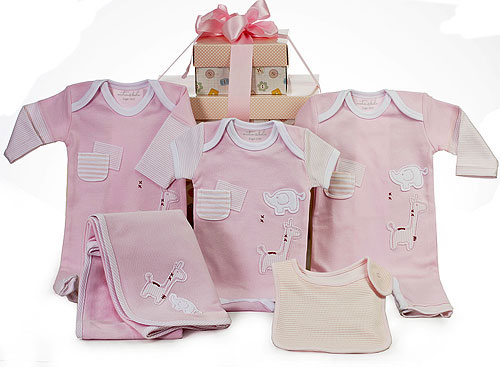 Emotion and Kids Pink Gift Set