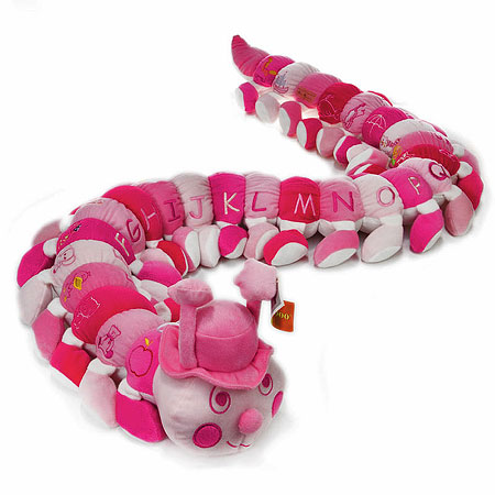 Assorted Pink Caterpillar