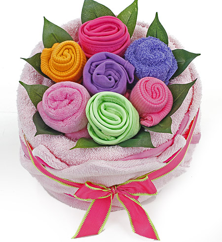 Bright Colourful Girl Bouquet