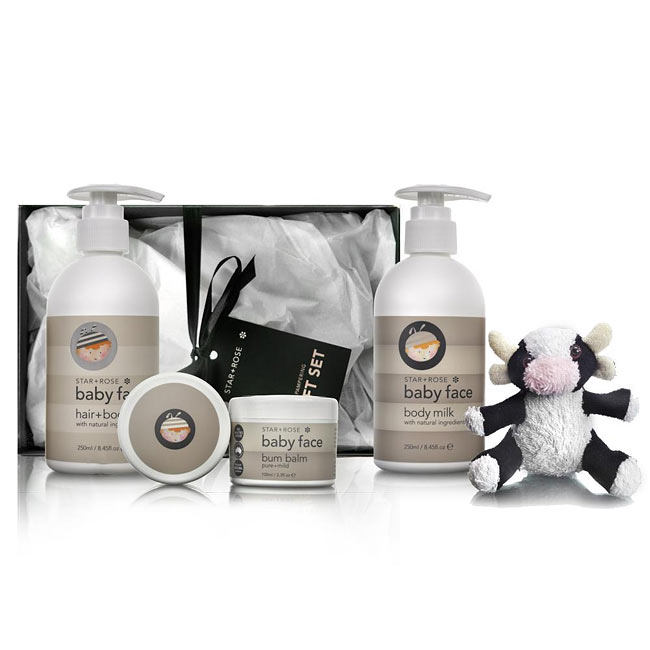 Baby Face Cow Gift Box