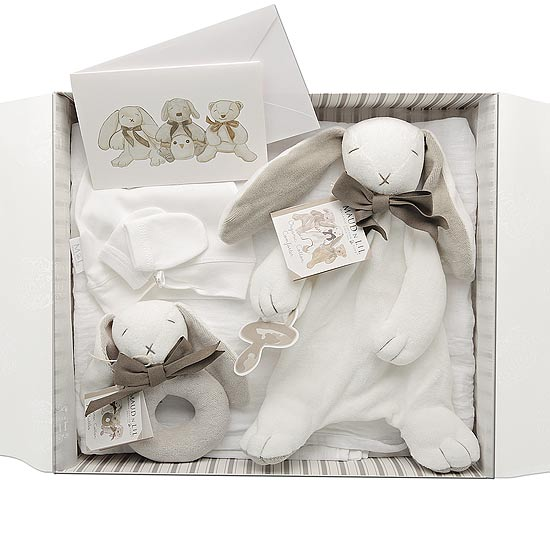 Ears the Bunny - Organic Gift Box by Maud N Lil