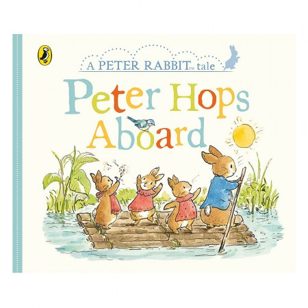 Peter Rabbit Tales - Peter Hops Aboard