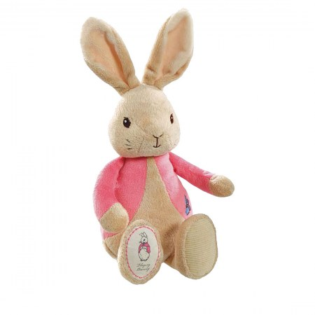 Peter Rabbit Flopsy Bunny Pink